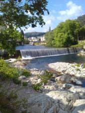 Vals Les Thermes de Vals-les-Bains, en Ardèche Méridionale,