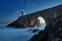 photos-phares-tempetes-epreuve-temps-2 Le phare du Petit Minou à Brest, France